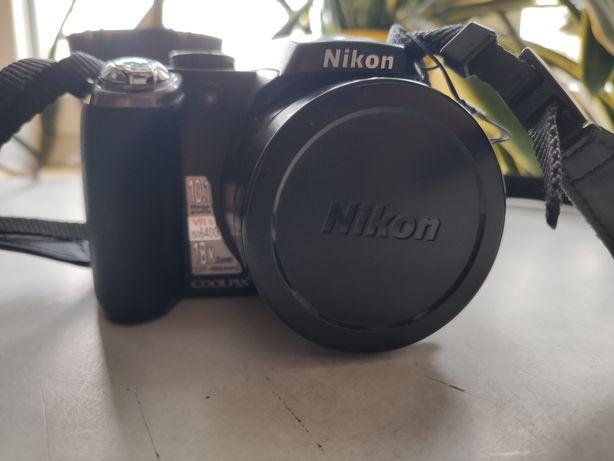 Aparat Nikon Coolpix P80 sprawny