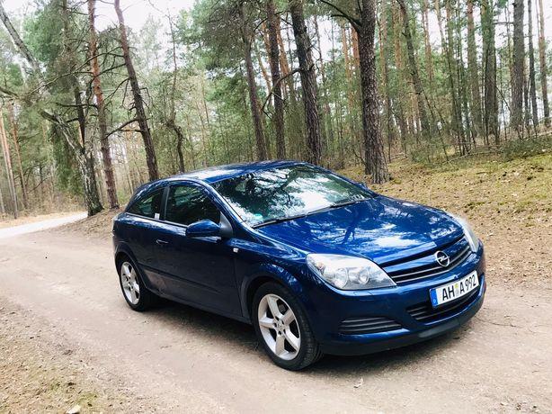 """Opel Astra H GTC 1.8 125KM z Niemiec #ALU 17""""#KLIMA#Czujniki#SPORT"""