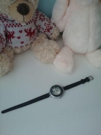 Zegarek z kwiatami - Timemaster.