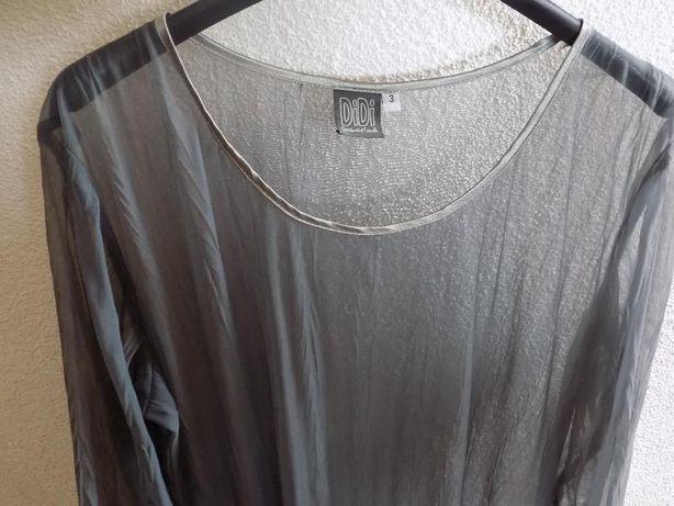 Tunika Długa bluzka damska L/XL