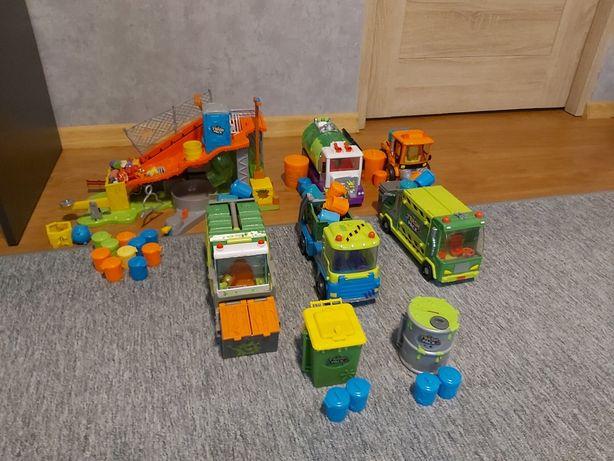 Zabawki Trash Pack,  Śmieciaki.