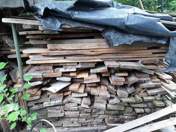 Drewno, ścinki np. na opał
