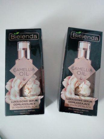 Luksusowe serum odmładzające w mikroperłach Bielenda