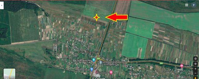Продаж земельної ділянки в с. Малі Підліски Жовківський район