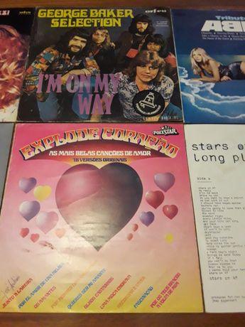 Álbuns de vinil músicas dos anos 80e 90