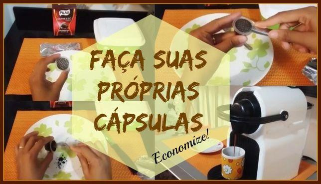 Dê NOVA vida às Cápsulas de Café Nespresso