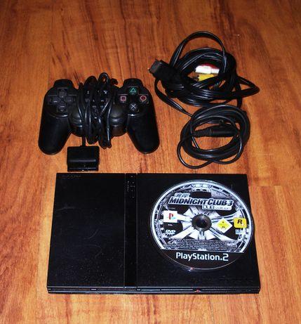 Konsola Sony PS2 Slim Gry