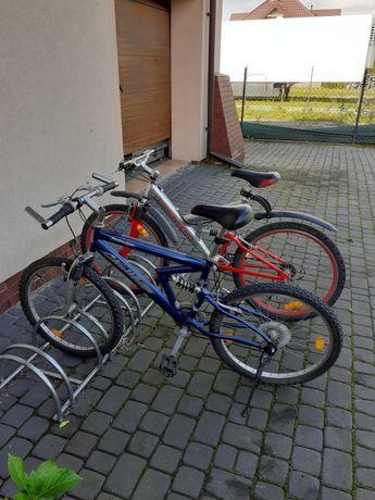 2 rowery górskie