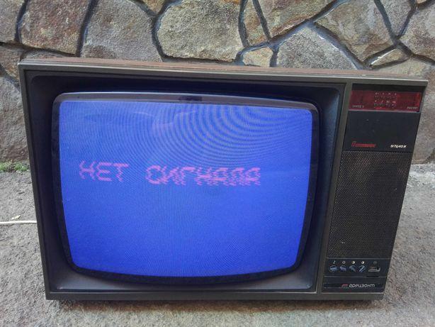 Телевізор Горизонт кольоровий