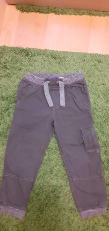 Spodnie termiczne, gruby material