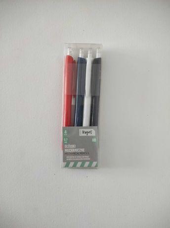 Ołówki mechaniczne Kayet HB 4 szt.