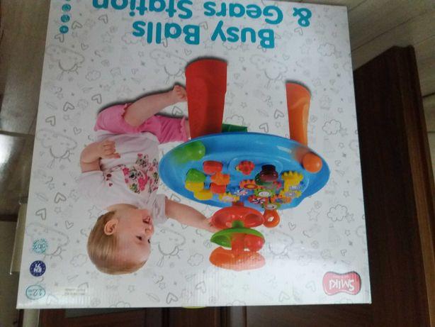zabawka stolik edukacyjny