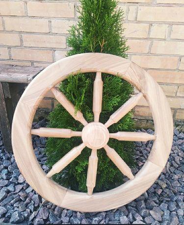Дерев'яне колесо, колеса декор
