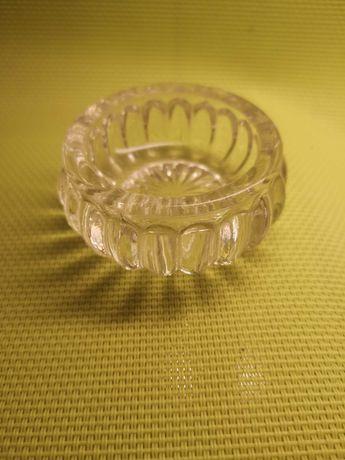 PRL sól lub pieprz, szklany przyprawownik