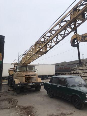 Кран КС-4562 (20тн) в Луганске .
