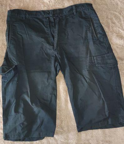 Продам шорты карго тёмно-синие L