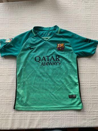 Oryginalna koszulka Neymar Jr. sezon 2016/17 3 komplet, FC Barcelona