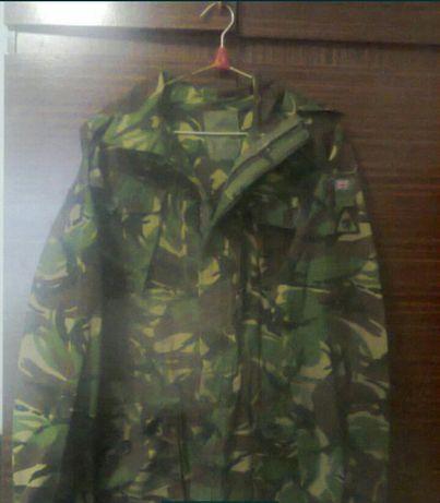 Камуфляжная куртка(парка)