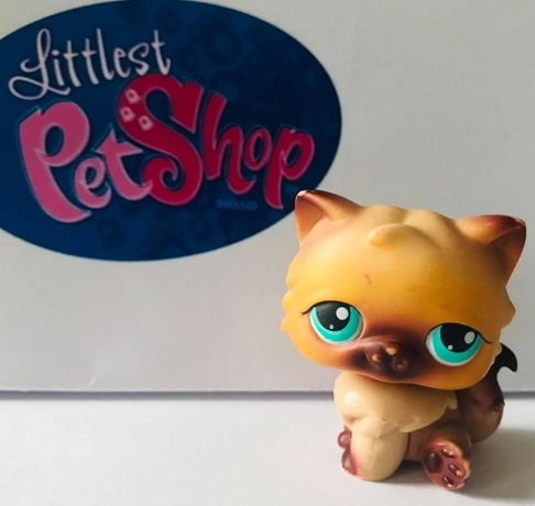 LPS Littlest Pet Shop #22 kot  perski pers