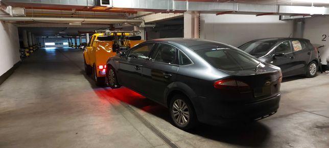 Pomoc Drogowa 24h garaż podziemny zablokowane koła
