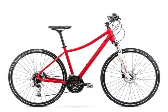 Rower crossowy damski Romet Orkan 6D,2021,nowy,raty,gwarancja