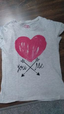 Reserved koszulka z krótkim rękawem w rozmiarze 134