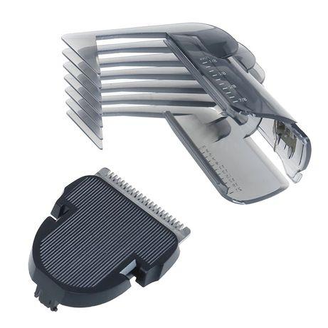 Комплект:насадка + нож на машинку стрижки Philips QC5105 QC5115 QC5120