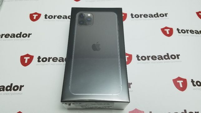 Apple iPhone 11 Pro Max 64 Gb Space Gray Neverlcok 1200$