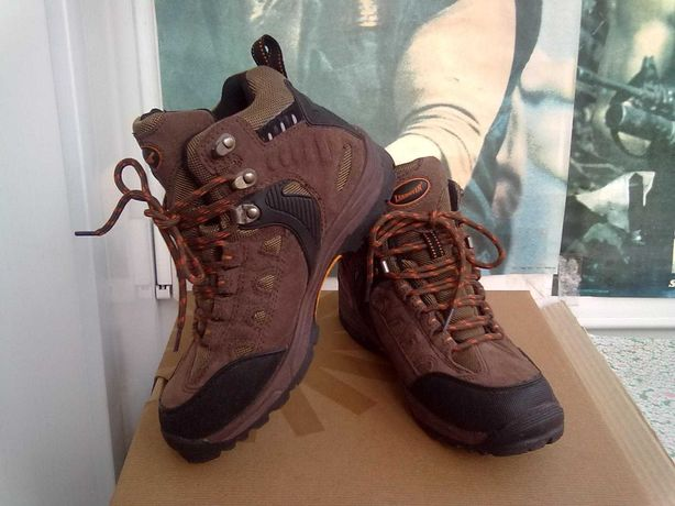Треккинговые ботинки LANDROVER del tex