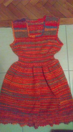 Tunika ciążowa - ciepła, zimowa, rozmiar S