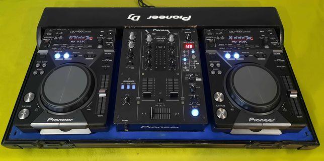 Pioneer CDJ 400 DJM 400 Limited Case 350/700/850 Skup Zamiana