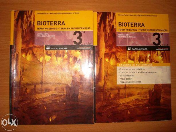 Livro Ciências Físicas e Naturais 3º Ciclo