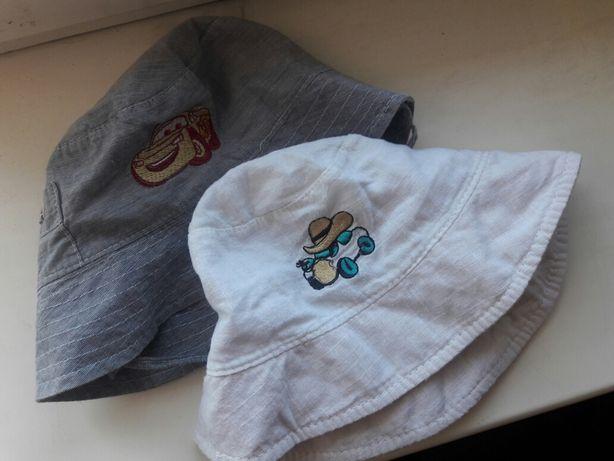 Шапочки панамки шапки для мальчиком и девочек детские