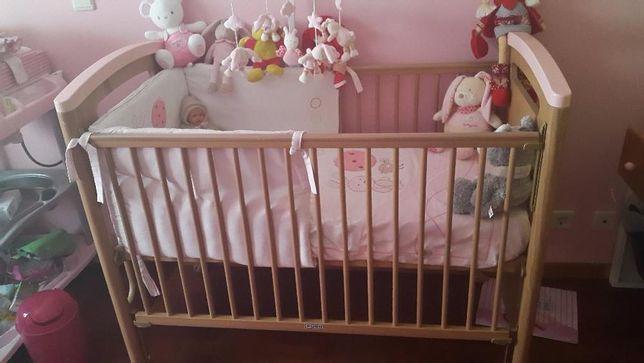 NoQuarto de bébe (cama + cómoda)