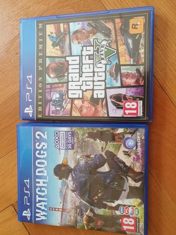 PS4 Grand Theft Auto V PL