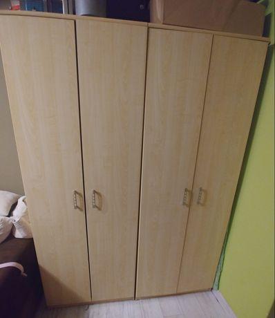 Sprzedam 3 używane szafy