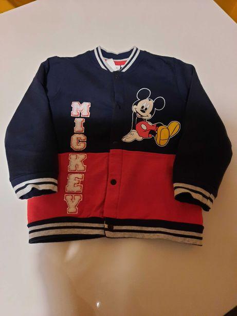 Bluza chlopieca Mickey Mouse 98