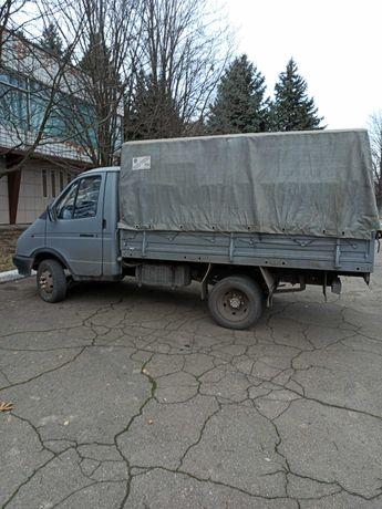 Грузоперевозки по всему городу Донецк