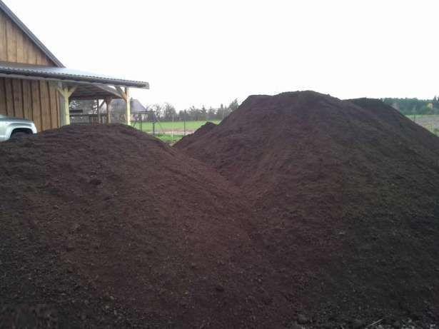 Ziemia przesiewana 20 ton za 900 zł z transportem Rybnik