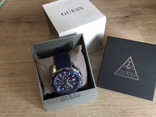 Мужские часы хронограф GUESS W10472 из коллекции MENS SPORT