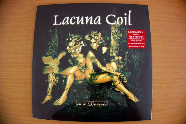 Lacuna Coil - In a Reverie - LP Vinil Disco selado