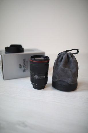 Canon EF 16-35mm f2.8L III USM