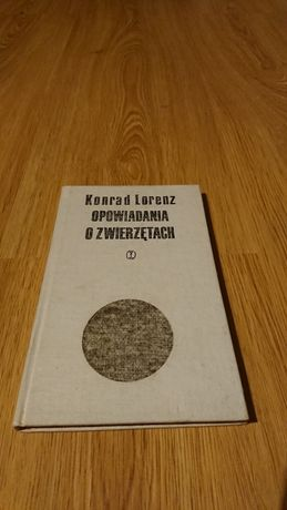 Konrad Lorenz Opowiadania o zwierzętach