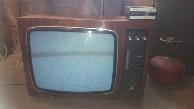 Telewizor lampowy ametyst