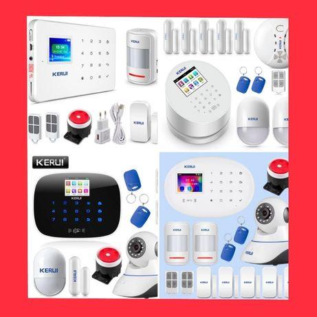 GSM Wi-Fi сигнализация KERUI G18 W18 для дома офиса гаража