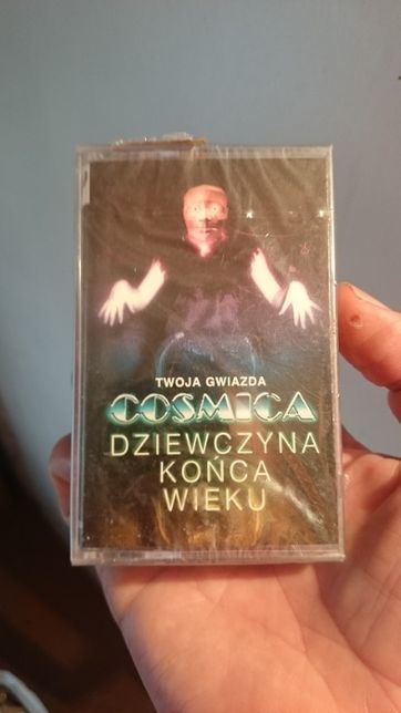 Cosmica-''Twoja Gwiazda''-Dance World' Star Maker' (Nowa) 1997r.Unikat