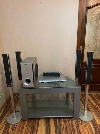 Домашний кинотеатр Sony HCD-DZ500F - CD, DVD, FM
