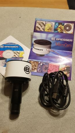 Bresser microcam  5 kamera mikroskop