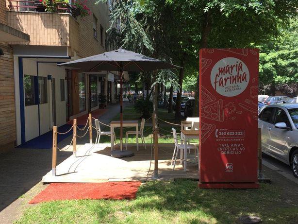Trespasse de Pizzaria em Lamaçães-Braga