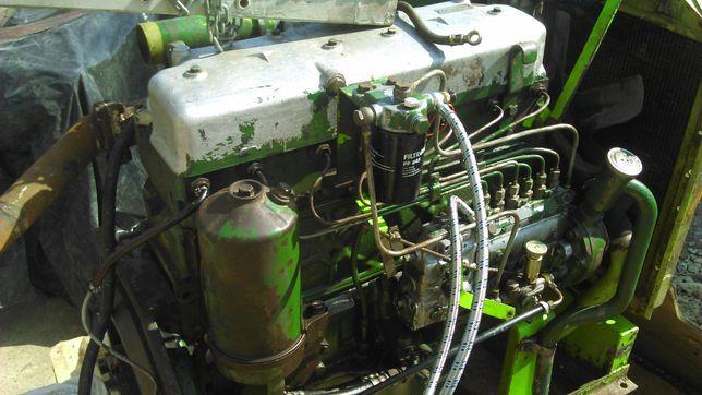 Мотор Двигун Двигатель Mercedes OM 352, OM 352a, OM 366 для комбайнів.